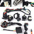 150cc125cc GY6 For engine ATV QUAD Coolster Go Kart Wiring Harness NEW
