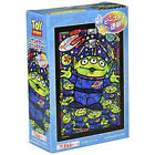 266 Piece Jigsaw Puzzle Toy Story Alien Stained Glass Gyutto Series Stained Art