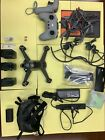 dji fpv combo drone + fly more kit + motion controller