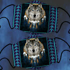 Wolf Native American Style All Over Print Adjustable Mask