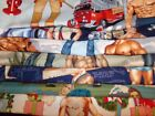 ALEXANDER HENRY sexy PINUP men Cotton QUILT Fabric U PICK See INFO 3 4 to 1 yd