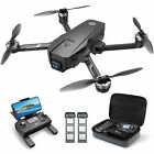 Holy Stone HS720E 4K EIS Drone with UHD Camera FPV GPS Quadcopter Brushless+Case