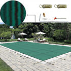 VEVOR Pool Safety Cover for 20 x 40 Rectangle Winter In Ground Swimming Pools