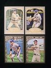2012 Topps Gypsy Queen Variation Short Prints Checklist and Visual Guide 67