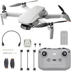 DJI Mini 2 Foldable Drone 4K Video Quadcopter with 3 Axis Gimbal