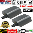 2 pack Upgrade Battery for Parrot Bebop Drone 30 2500mAh Quadcopter Parts GIFT
