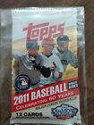2011 topps update pack  From Just Opened Unsearched Box Mike Trout RC