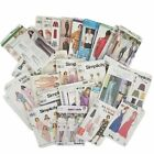 Vintage Craft Sewing Pattern Mixed Lot of 30 Womens Jackets Dresses PJs Tops