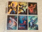 1996 Fleer/SkyBox Marvel Masterpieces Trading Cards 14