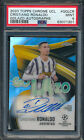2020 Topps X Cristiano Ronaldo Curated Trading Cards 30