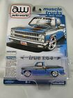 AUTO WORLD 1981 Chevy Silverado 10 Fleetside  On Line EXCLUSIVE Only  Sold Out