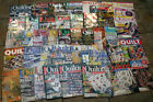 Lot of 40 Quilt Quilting Magazines McCalls Better Homes  Gardens QUILT IT