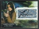 UPDATE - Did Katie Cassidy Use a Rubber Stamp on Her Supernatural Autograph Cards?  16