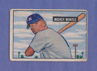 Ultimate Guide to 1950s Mickey Mantle Topps and Bowman Cards 31