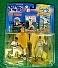 Albert Belle & Frank Thomas Figure & Card 1998  Starting Lineup classic doubles