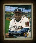 Banty Red 1952 Play Ball #47 LUIS MARQUEZ, Boston Braves