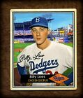 Banty Red 1952 Play Ball #69 Billy Loes, Brooklyn Dodgers