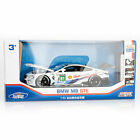 132 BMW M8 GTE Le Mans 2018 81 Model Car Diecast Toy Vehicle Collection Gift