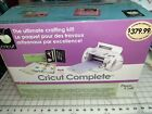ProvoCraft Cricut Personal Electronic Cutter Complete Starter Kit New Open Box