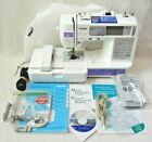 BROTHER SE 400 ENTHUSIAST COMPUTERIZED TOUCH SCREEN EMBROIDERY SEWING MACHINE