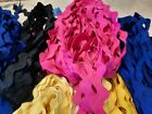 LOT UNUSED JUMBO RIC RAC ALL FOR 1 PRICE width 3 4  1 ALL IN PICS 100+YARDS