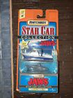 Matchbox Star Car Collection Jaws Amity Police Boat and Shark Special Edition