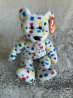 Beanie Babies Ty 2K The Bear With Tag Retired DOB