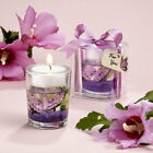 20 Butterfly Candle Wedding Favor Bridal Shower Favors Butterfly Theme