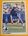 Larry Walker Rookie Cards Checklist and Autographed Memorabilia Guide 27