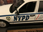 118 diecast cars police car NYPD