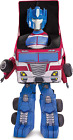 Optimus Prime Taken to Chop Shop by Topps UK for Trading Cards 21