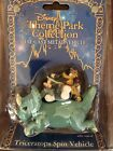 Disney Theme Park Collection Triceratops Vehicle Die Cast Metal Vehicle RETIRED