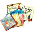 Origami SET Two Books and Paper Sets Brand New Sold Together
