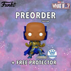 Funko POP! Marvel What if...? The Watcher Funko Shop Exclusive - PREORDER 🔥🔥🔥