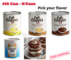 Gluten Free Pre Made Ready To Eat Chocolate Pudding Food 10 Can Snack Diner