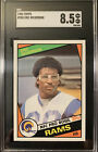 Eric Dickerson Cards, Rookie Card and Autographed Memorabilia Guide 19