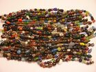 Wholesale Lot India Glass Beads 5 Pounds Low Quality 400 Pieces Mix PG 6