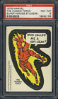 1976 Topps Marvel Super Heroes Stickers 37