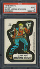 1976 Topps Marvel Super Heroes Stickers 31