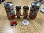 Funko Pop NYCC 2021 Exclusive Soda Operation Cavity Sam LE 800 CHASE IN HAND Set