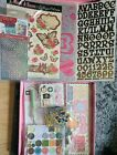 LARGE Scrapbooking and crafting supplies lot starter set