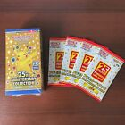 4x promo packs  25th Anniversary Collection Box s8a Pokemon Card Japanese