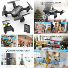 Holy Stone HS340 Mini FPV Drones with Camera for Kids 8 12 RC Black