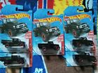HOT WHEELS 2021 P CASE TARGET RED EDITION 10 TOYOTA LAND CRUISER  Lot of 5