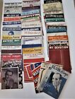 Lot of 50 Vintage 1940s Sheet Music Including Three Music Books