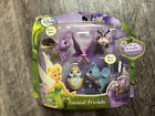 Disney Fairies Tinker Bell  the Great Rescue Animal Friends Figures NIB