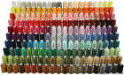 200 CONES POLYESTER EMBROIDERY MACHINE THREAD SET NEW
