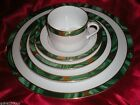 Fitz and Floyd China 5 Piece Place Setting