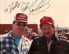 DALE EARNHARDT SIGNED 1987 1 of 1 PHOTO RARE! CANDID #3