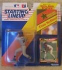 FRED McGRIFF 1992 KENNER STARTING LINEUP FIGURE